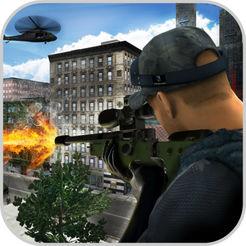 Secret Sniper: Destroy Terrori