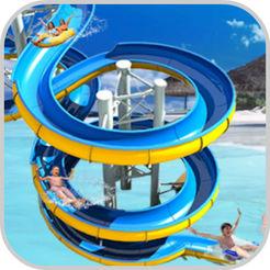 Water Slide:Thrilling Amazing